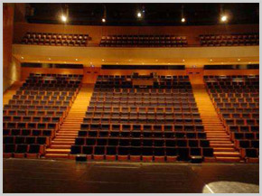 salle spectacle luxembourg